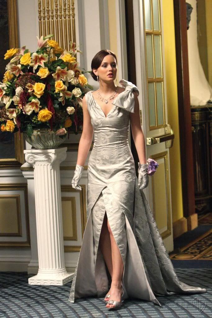 Blair Waldorf Wedding Dress Polyvore