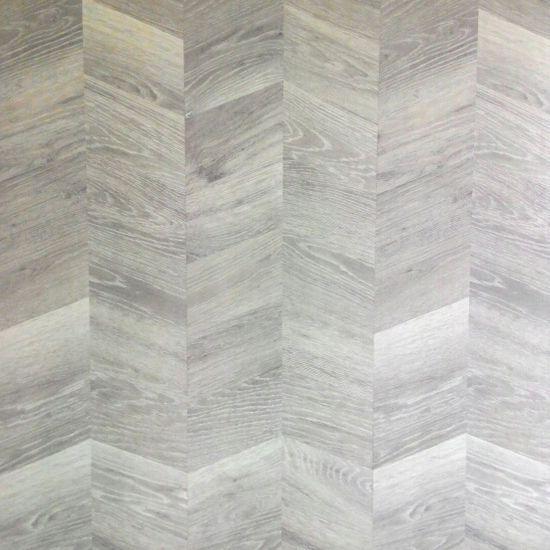 Пробковый пол Chevron Grey (Шеврон серый)
