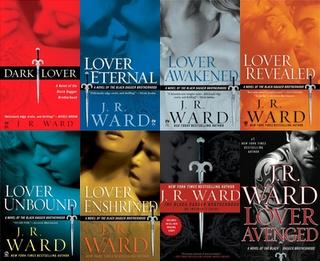 Black Dagger Brotherhood Series by J.R. Ward