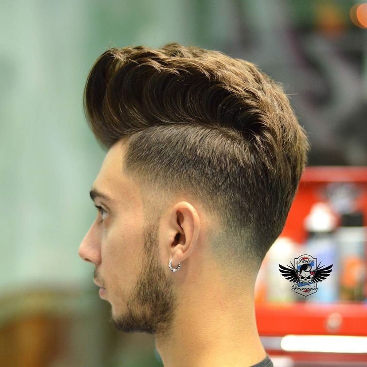 Haircut by javier.barragan http://ift.tt/1mk0LUl #menshair #menshairstyles #menshaircuts #hairstylesformen #coolhaircuts #coolhairstyles #haircuts #hairstyles #barbers