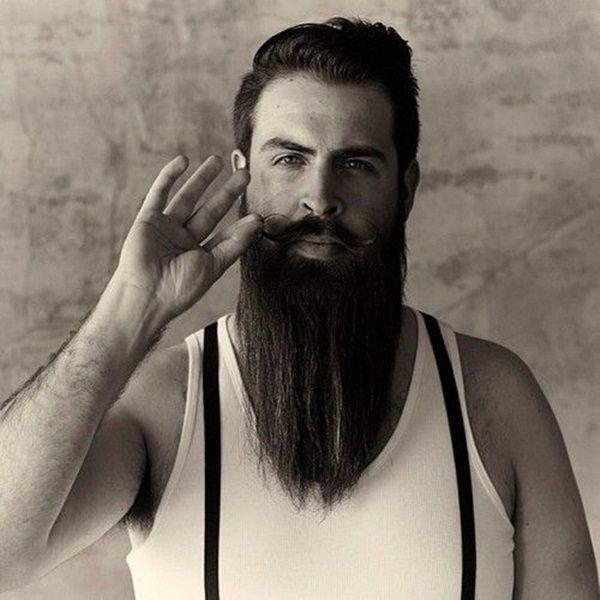 Best Long Beard Styles Ideas On Pinterest Beard Styles - Incredibeard glorious beard