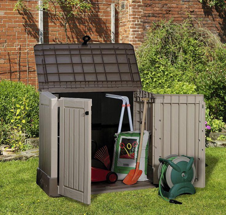 best 20 keter plastic sheds ideas on pinterest outdoor. Black Bedroom Furniture Sets. Home Design Ideas