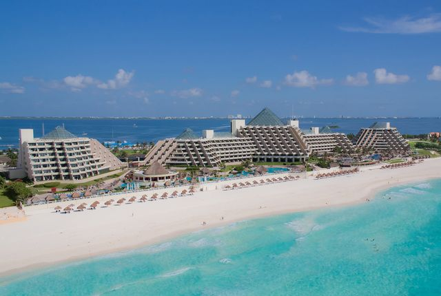 Paradisus Cancun Resort & Spa, Cancún, #Mexico: Best Hotels in #Cancun and the Riviera Maya