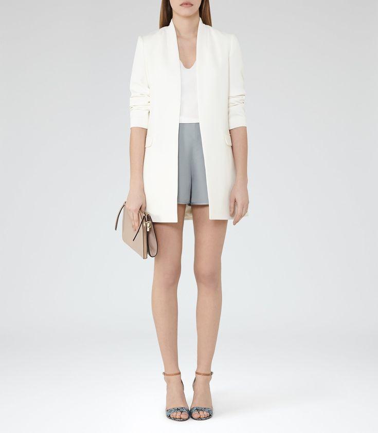 Blina Tailored Shorts - REISS