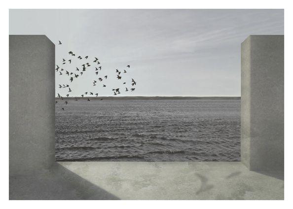 Visualization - Rhythms Water view 2 - by Diana Lindboe