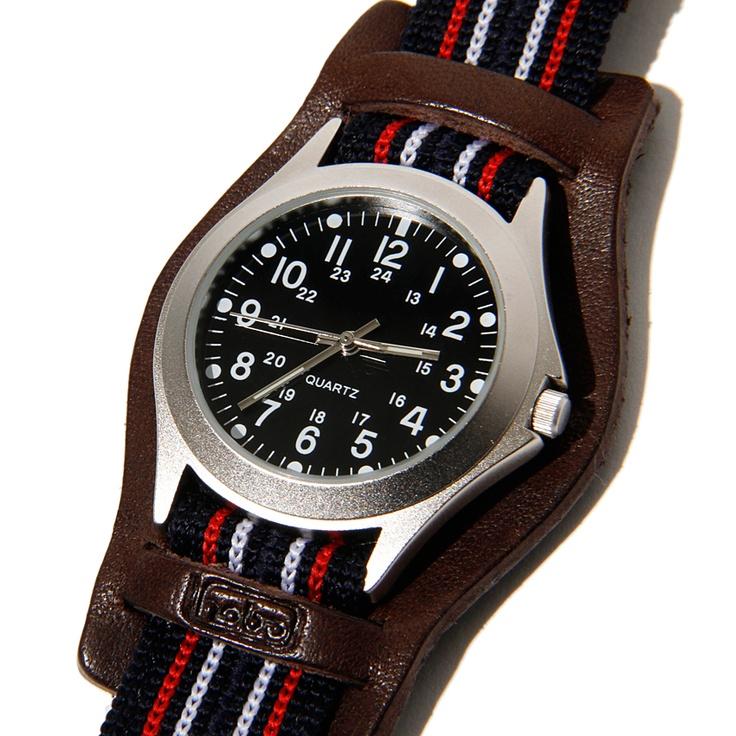 Hideout Quartz Watch