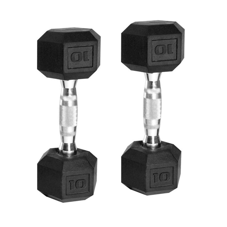 16-120 lbs Pair Rubber Hex Dumbbell Set of 2 Weight Home Training Black Iron Gym #CAPBarbell#Hex#DumbbellSet#Weight#HomeTraining#IronGym