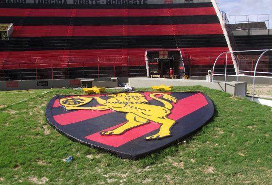 """""""Ilha do Retiro"""". Estádio do """"Sport Club do Recife"""", aka """"Sport"""", aka """"Sport-Recife"""". #Recife. Estado de Pernambuco, Brasil."""