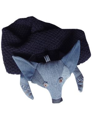 Knitted Foy Scarf 59€ @beetles & bugs.com