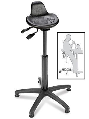 sitstand work stool h4067 uline
