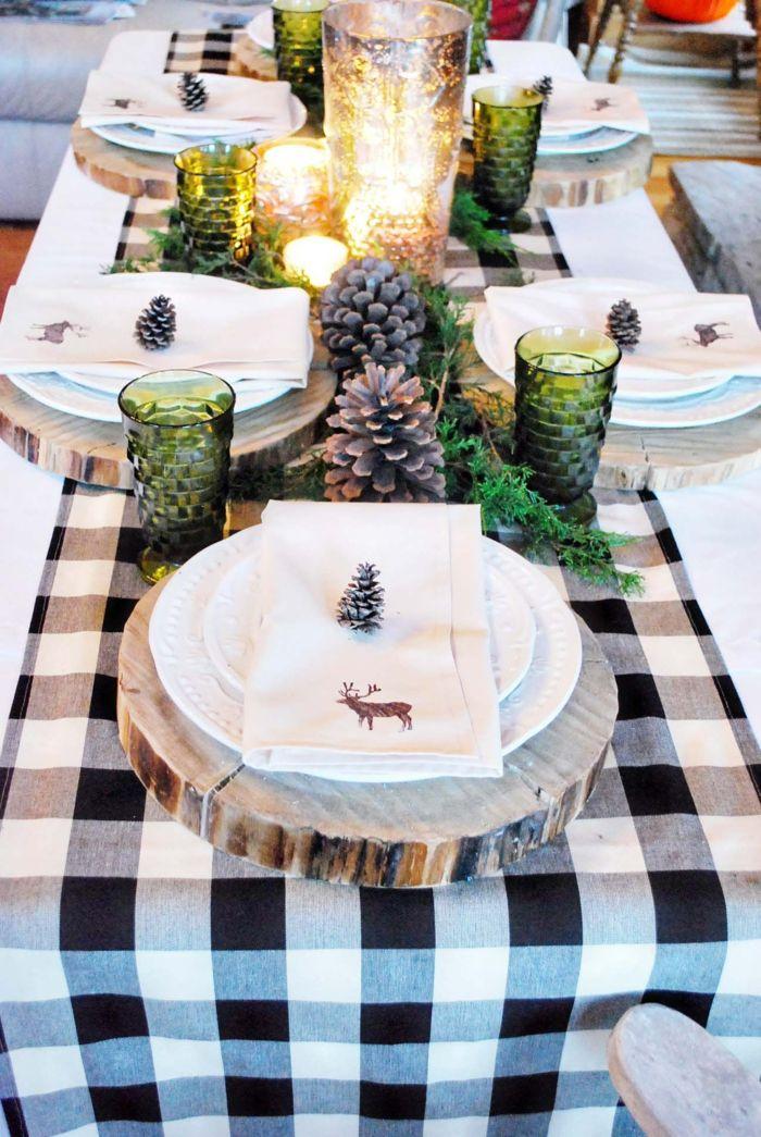 Centros de mesa 100 ideas preciosas sobre decoraci n de - Ideas de decoracion navidena ...