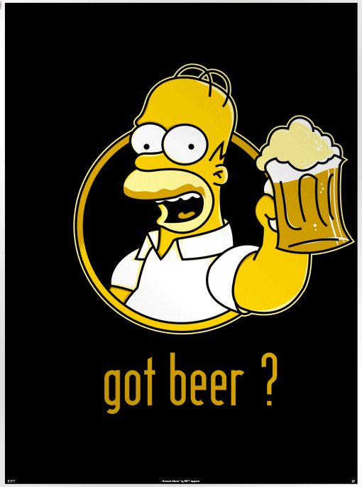 "This The Simpsons Poster from designer DONNIE -""Le Blog De Donnie"" is titled – Got Duff?. It features Homer Simpson holding a Duff Beer (the iconic beer from the Simpsons) with a beer mustache. It plays off the old ""Got Milk?"" ads from about 10 years ago. Come vote it to the front page of PosterVine: http://www.postervine.com/got-duff-homer-simpson-poster/"
