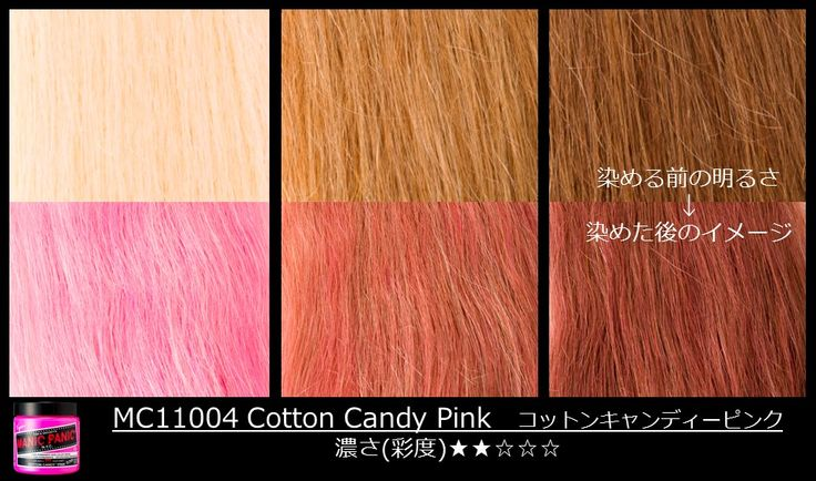 #CottonCandyPink looks sweetest when pre-lightened to a level 10 #blonde…