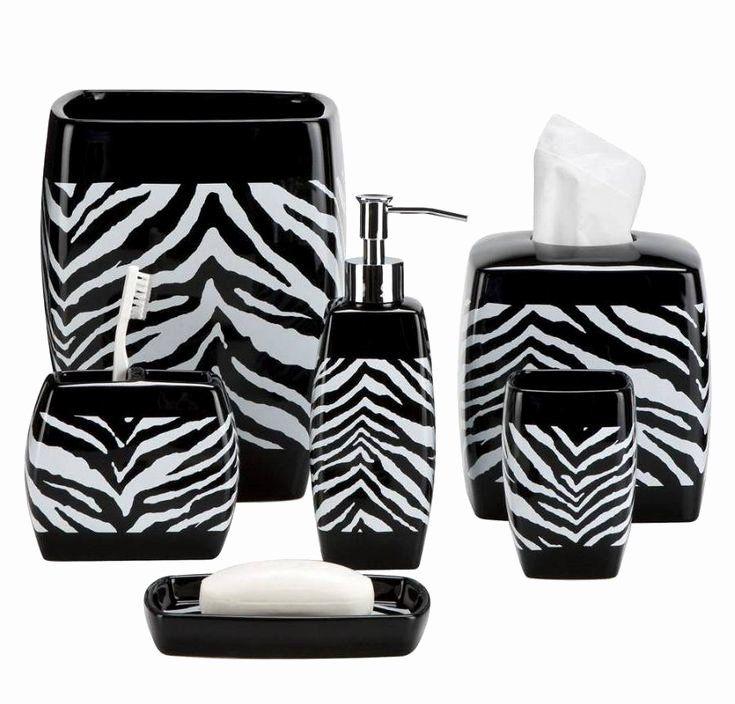Zebra Print Bathroom Decor Beautiful 17 Best Ideas About Zebra