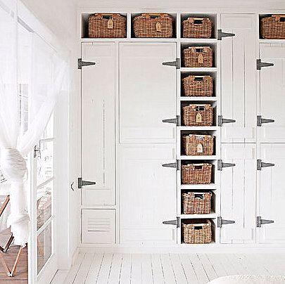 Brabourne Farm: Cupboards