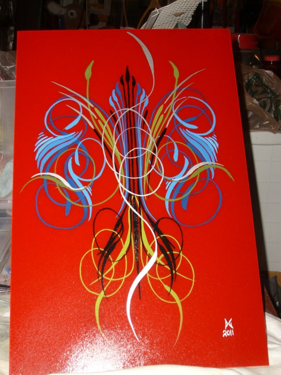 137 best pinstripes and paint images on pinterest comic strips scrolling pinstriping art publicscrutiny Gallery