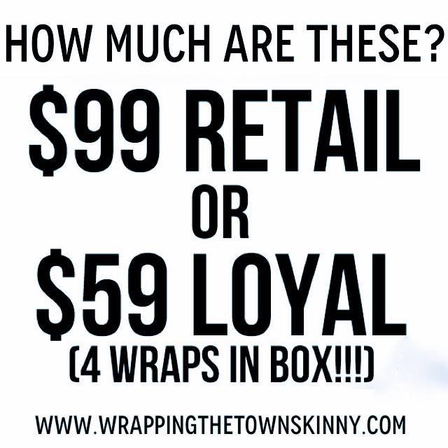 Get the wraps right from my website: >> www.wrappingthetownskinny.com << Call/Text: 918-406-2941 Email: info@wrappingthetownskinny.com