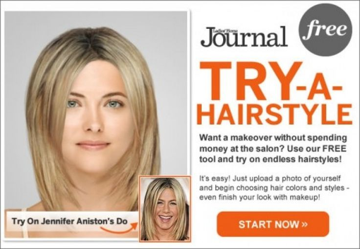 Try Different Hairstyles On Your Photo