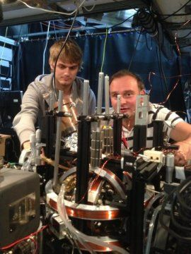 Physicists have found a way of using everyday technology found in kitchen microwaves and mobile telephones to bring quantum technology closer.
