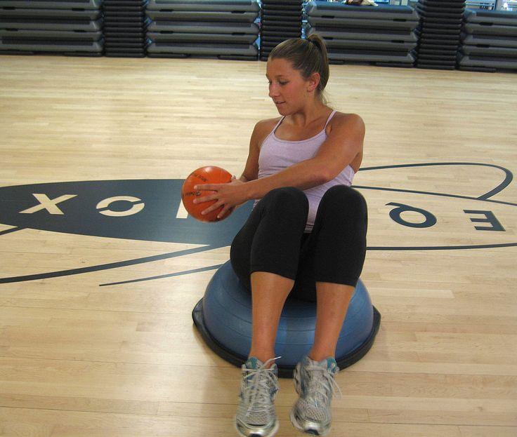 Gym Ball Watson: 27 Best Bosu Ball Workouts Images On Pinterest