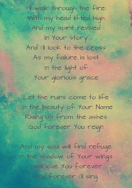 Hillsong Live Glorious Ruins Quotes