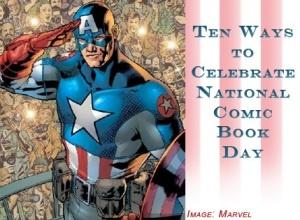 September 25 - National Comic Book Day
