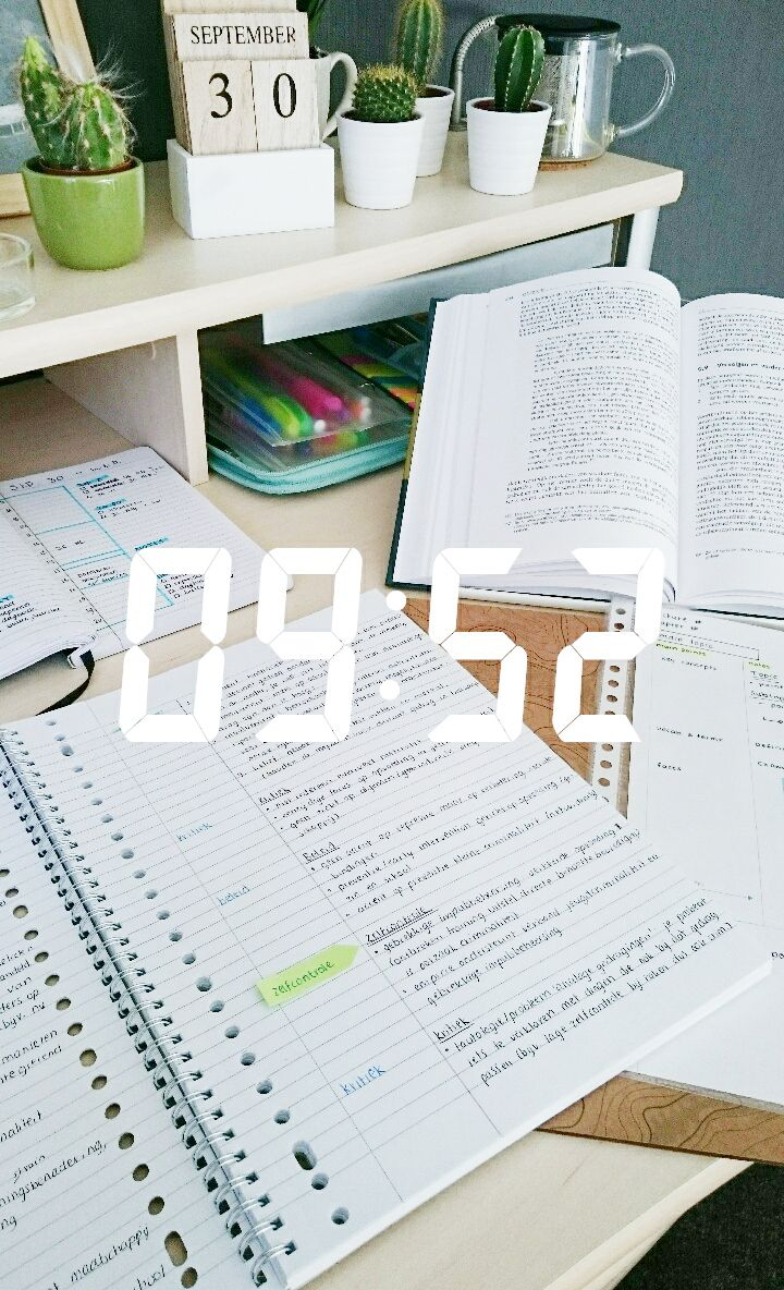 Jen's studying — Things Top Students Do 1. They don't always do all...
