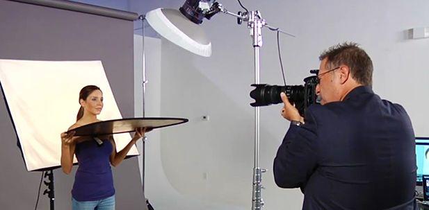 """""""Light it, Shoot it, Retouch it, Part 2: Beauty Head Shots,"""" with Scott Kelby"""