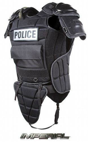 Damascus DCP4000 Elite Upper Body and Shoulder Protection System, Medium-