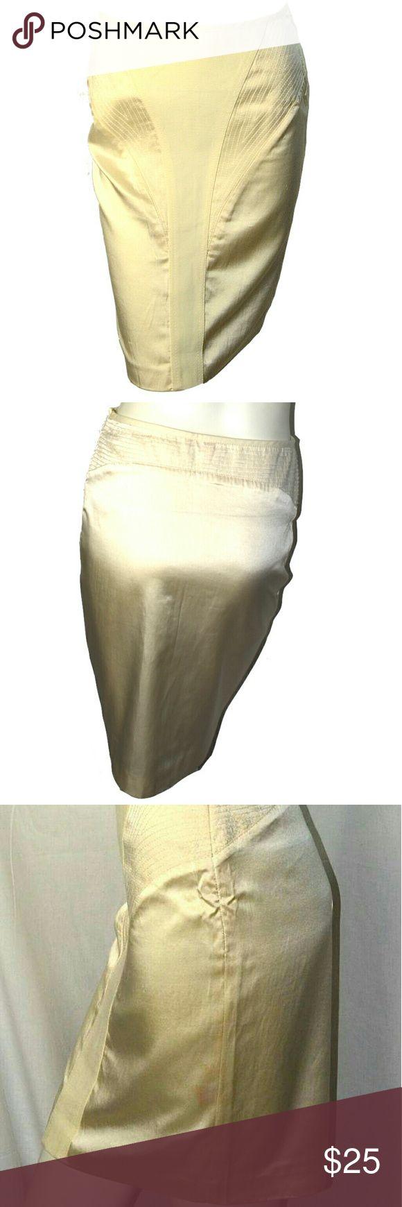 Silk Catherine Malandrino skirt with racer lines Silk Catherine Malandrino skirt with racer lines Catherine Malandrino Tops