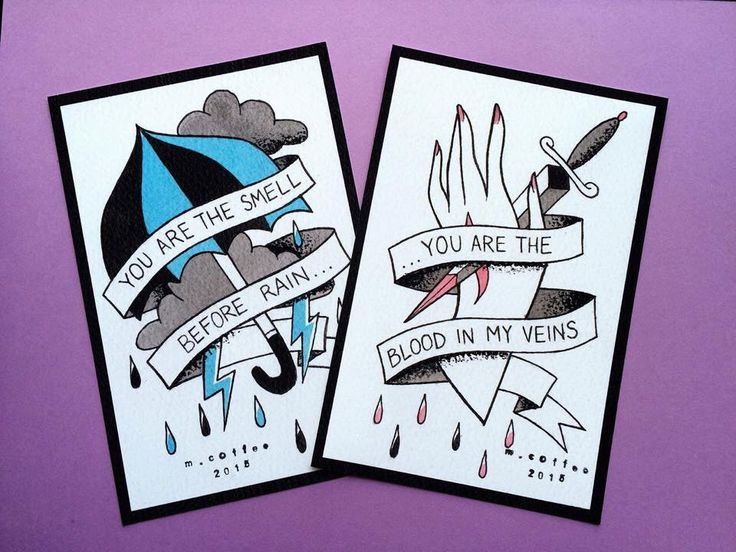 Brand New Tattoo Flash Print Set by Michelle Coffee by missmichellecoffee on Etsy https://www.etsy.com/listing/250704836/brand-new-tattoo-flash-print-set-by