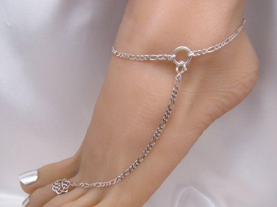 c9167660937f9 Image result for pandora anklets sterling silver | anklets | Anklets ...