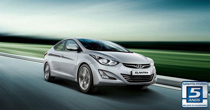 New Elantra | Hyundai Caoa Montadora
