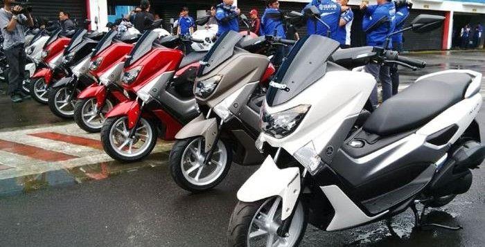 5 Pilihan Motor Matic Premium Bermesin 150cc 2017, Suka Mana?