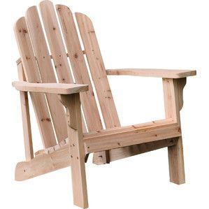 84.95 Joss & Main Marina Adirondack Chair