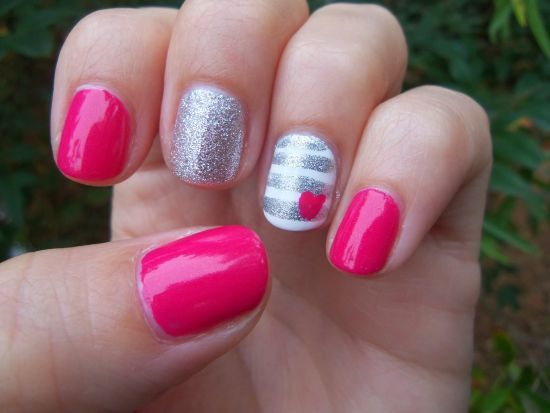 17 Best Ideas About Kid Nail Designs On Pinterest