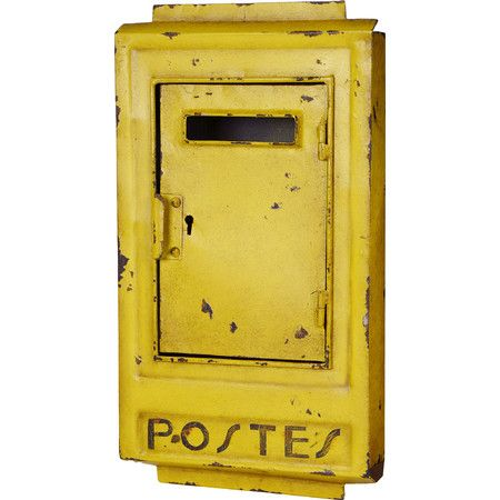 Postes Letter Box