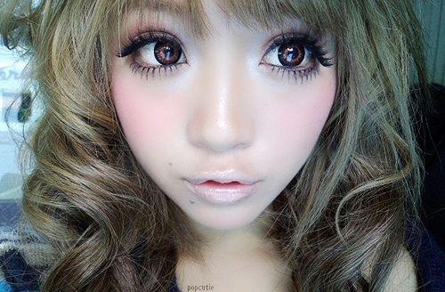ギャルGAL❤  Natsuko Matsumoto Popteen Model. Gyaru