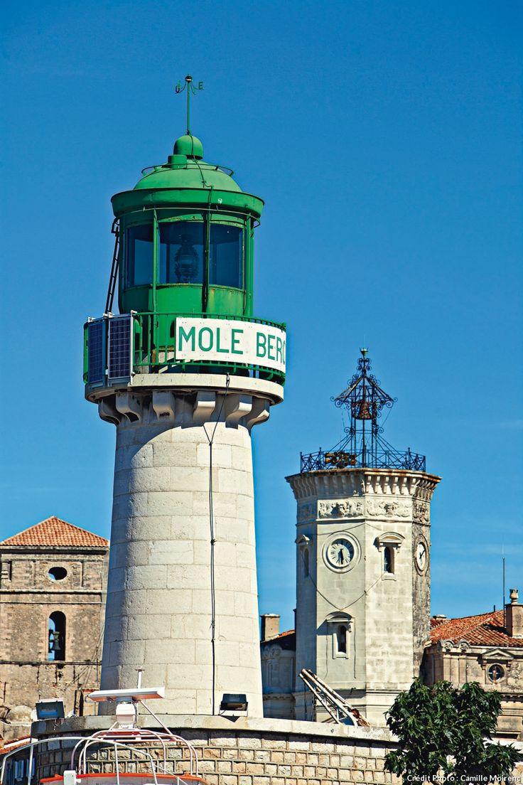 Le phare de La Ciotat