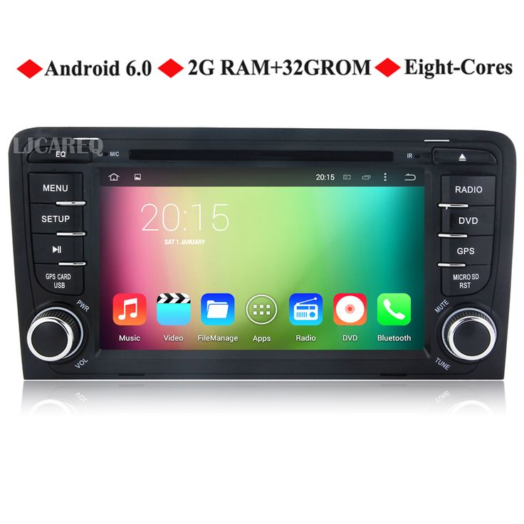 Amazing  Eight core Android G RAM Car DVD For Audi A S