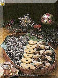Kuchtím Recepty: Drobné Vianočné pečivo