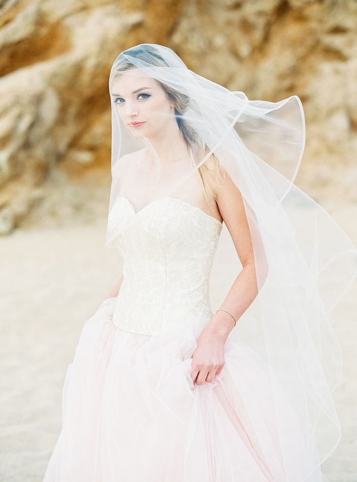 Wedding gown inspiration from Lace & Liberty Bridal Designer | Wedding Sparrow