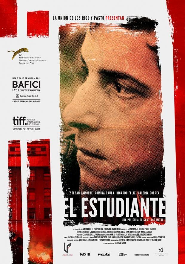 Diarios de cinemateca: El Estudiante, Santiago Mitre (2011)