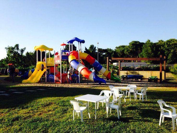 Area giochi in Villaggio turistico in Calabria