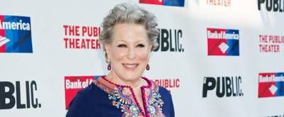 Bette Midler Talks HELLO DOLLY! Broadway Revival: 'It's A Tall Order!'