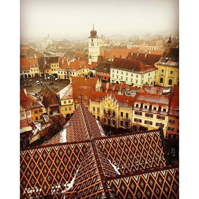 Sibiu - Hermannstadt, România