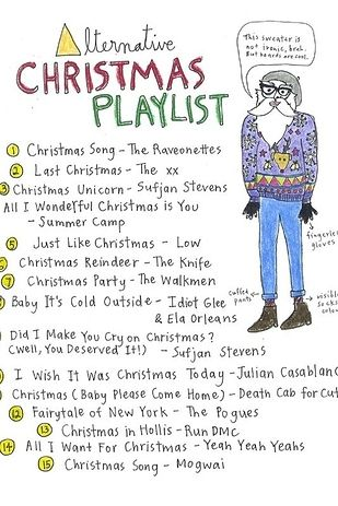 20 Ways To Have A Delightful Christmas For Two (via BuzzFeed)