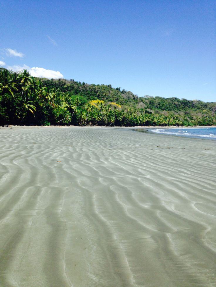 Most beautiful beach in the world...Montezuma Costa Rica