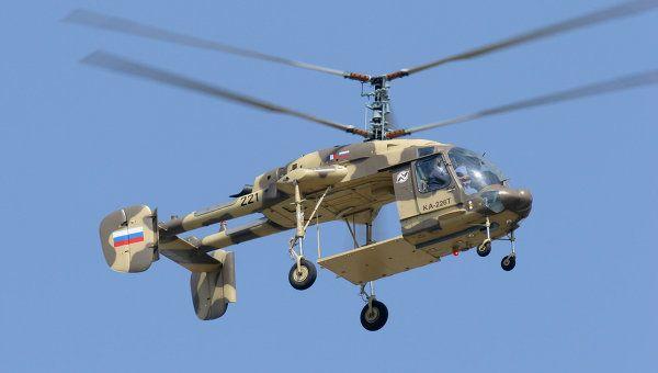 Вертолет Ка-226Т 2