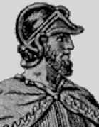 King Edward The Elder (899-924). House of Wessex. Queen E's 21st great-grandfather. 5 sons,11 daughters. Succeeded by son Aethelstan. He reconquered southeast England and the Midlands from the Danes, uniting Wessex and Mercia with the help of his sister Aethelflaed. By the time of his death his kingdom was the most powerful in the British Isles. Edward extended the system of burghal defence begun by Alfred, by building new burhs at Hertford and Buckingham and twin burghs at Bedford and…
